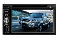 HY Elantra 2000-2006- Touchscreen DVD GPS Navigation Radio Bluetooth Steering Wheel Control SD Card/USB Car Rear Camara with Map