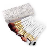 Bangor 15pcs professional makeup brush set with customized makeup brushes professional makeup brushes tools set