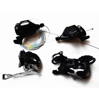MTB Nountain Bikes Road Bicycles Microshift 7 21 Speed Front Rear Derailleur DIP Parts