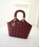Winter embroidery plaid bag fashion handbag women's handbags fashion messenger bag