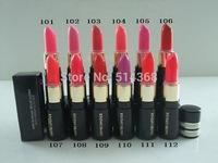 free shipping NEW makeup NEW SUPER 3D LIPGLASS LUSTRE LIPSTICK LIP STICK 8g (12PCS/LOT)