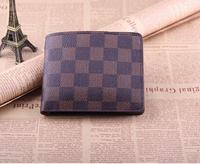 NEW COWHIDE CREDIT CARD WALLET HOLDER POCKET ORGANIZER card holder