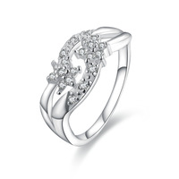 Free Shipping!!Wholesale 925 Silver Ring,925 Silver Fashion Jewelry,dghnfrg Ring SMTR425