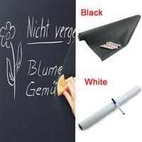 200 X 45 CM Removable Kids Chalkboard Wall Sticker Erasable Blackboard Decal