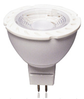 MR16 COB led spotlight 5W, Warm White 320lm, Ra>80, For Solar, 30000hrs life time, 45 degree angle, 100pcs/lot, free shipping