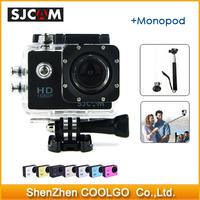 Original GoPro Hero3 Style SJCAM SJ4000 Action Camera 1080P Helmet Camera 30M Waterproof Camera Mini Extreme Sport camera Car DV