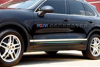 Body Side Trim Molding 6PCS   for Porsche Cayenne 2011 2012  2013