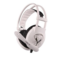 2014 NEW Arrival! Sades A10 Gaming headphone breathing light 7.1 Sound computer Game Headset Stereo Headband Headphone with Mic