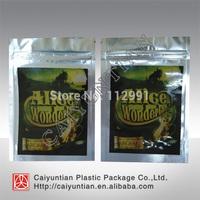 alice in wonderland ziplock herbal bag, alice wonderland herbal potpourri bag 10g