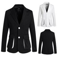 2015   new three-dimensional pocket design men's Korean Slim small suit free shipping