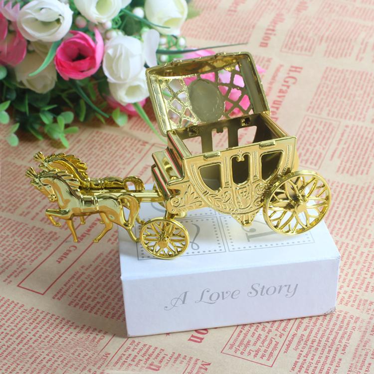 Cinderella Theme Gold and Si