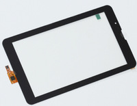 """Free Film + Original New 7"""" Supra M722G 3G TABLET Capacitive touch screen panel Digitizer Glass Sensor replacement Free Shipping"""