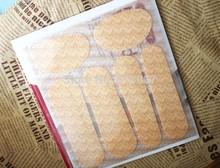 1Box 18Piece Mymi Wonder Patch Lower Body Treatment Patch Slim Leg Patch Slim plaster lose weight