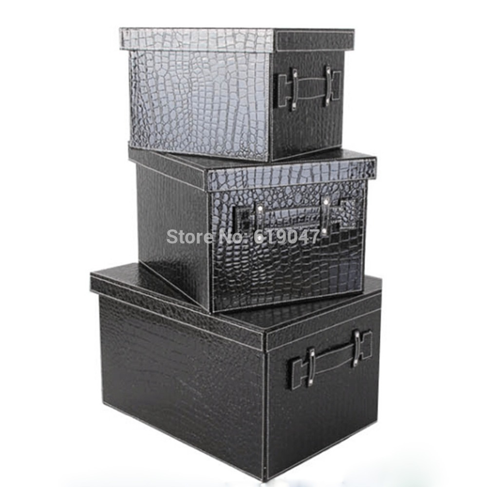 Buy wholesale home office decor sundries organizer container boxes for clothing - Container store home office ...