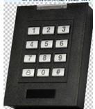 Simple single-door access control machine entrance guard machine reader door machine door plate