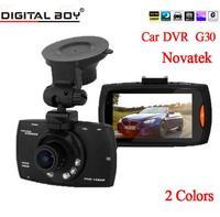 "Brand New 2.7"" Car Dvr 170 Wide Angle 1080P Car Camera recorder G30 With Motion Detection Night Vision G-Sensor car dvrs"