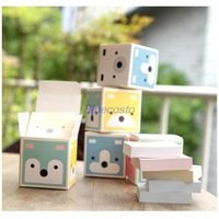 MINI 6 PCS/ lot  lovely Bookmark, Marker Memo Flags Index Pad Tab Notes Notepaper Notepad Scratchpad New avoid forgeting