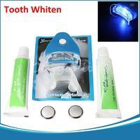 Laser Gel Teeth Whitening Kit Dental Hygiene Health Care Set Oral Hygiene Tooth Cleaning Beauty Health, As Seen On TV Hot Sale