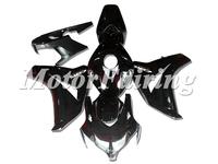 Black Fairings For CBR1000RR Bodywork 08 09 10 11 Motorcycle Fairing  CBR 1000RR 2008-2011