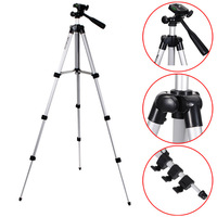 3 pcs/Lot _ 40 Inch Aluminum Tripod Stand For Camera DSLR Camcorder