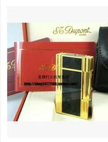 International Brand STDupont / Dupont lighters - simple and stylish black classic series