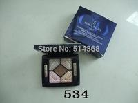 HOT Makeup Eyeshadow 5 Color Eye Shadow plates 5 COULEURS LIFT SERUM ENRICHED EYESHADOW 6g (8pcs/lot)