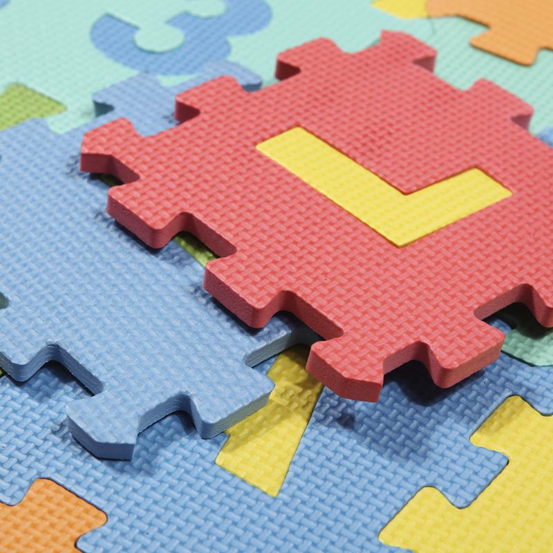 Jouet Puzzle Pour Plancher
