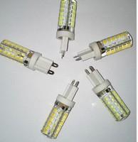 2014 New G9  3W SMD3014 48leds  AC220V  Led lights Warm/Cool White 400pcs free shipping
