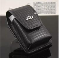 STDupont Lighter - Dupont lighters Lang sound special leather holster