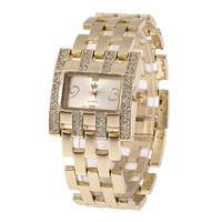 FTV Brand Watch Full Steel Rhinestone Luxury Fashion Women Casual Watch Quartz Women Bracelets Watch Free Drop Shipping
