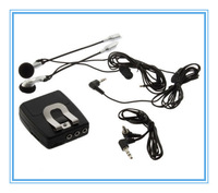 New Motorcycle Motorbike Helmet Wired Intercom 2-Way Headset Mic Stylish
