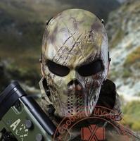 US chiefs M06 Abomination Villain full face masks Airsoft Paintball Tactical Mask Helmet