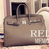 New arrival women's tote fashion platinum handbags 35cm bag genuine leather large authentic designer handbag 4Color