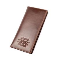 Fashion Casual PU Leather long Desigual Men Wallet purse Buckle Closure Men Wallets Buckle Coin Pocket Men Purses Hot Sale