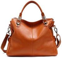 Women Leather Handbag Fashion Vintage Shoulder Bag British Style Women Messenger Bag New Crossbody Bolsas Shoulder Bag Tote BK37