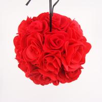 felt flower ball craft set ,sewing bag ,felt crafts
