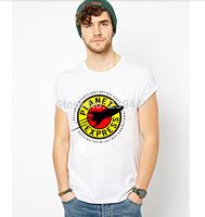 Cartoon Futurama Planet Express Logo T Shirts New Arrival Men Fashion Design Tshirts Summer Short Sleeve T-shirts Loose Dress