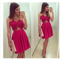 Free Shipping Autumn 2014 Fashion Brand hollow out  sleeveless  Winter Women dress Christmas Party lace Dress sexy  dress