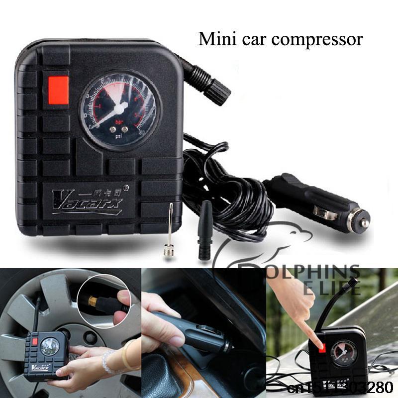 Компрессор для шин Other 12 /80 PSI компрессор для шин 12v 14