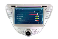 Pure Android car dvd gps for HYUNDAI ELANTRA / MD 2011- In Car DVD Player GPS Navigation Auto dvd system