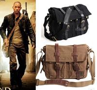 Fashion Sports Unisex Canvas Bag Bel Or staff Bag Man And Women Shoulder Diagonal Package Retro Messenger Bags Travel Backpack