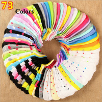 10Pairs/lot Wholesale New Fashion Women Warm Cotton Short Knit Invisible Socks Casual Meias Femininas B1717