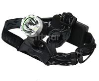 High Power Headlamp Rechargeable Headlight 1600 Lumens CREE XML T6 LED Headlamp Bicycle Light US Plug TK0193