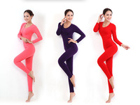 Ms thermal underwear suits, long sleeve recuperation body, warm  free size for height 150-172cm   free shipping