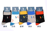 2015 New Polo Socks Men Sport Cotton 100% Skateboard Basketball Socks Summer Elite Calcetines Male Sox 5pair/lot =10pieces