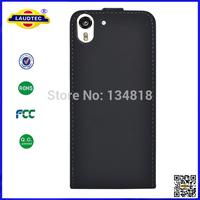 Original Black Wallet Flip Leather Case Cover For HTC Desire Eye