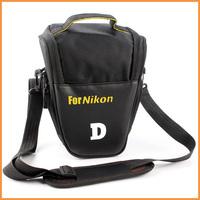 Camera Case Bag for Nikon D3300 D3200 D3100 D50 D60 D90 D300 D800 D5300 D5200 D5100 D610 D7200 D7100 D600 Free shipping