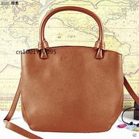 2015 new simple decent women handbag Famous Designers Brand  fashion shoulder bag leather bag