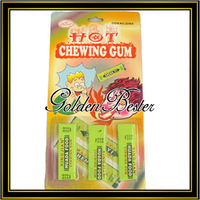 Free shipping the entire toy,50pcs toy Tricky, hot chewing gum