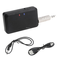Electronic 3.5mm AUX Bluetooth Wireless Stereo Audio Adapter Receiver Music For Phone Dropshipping #6 SV000336